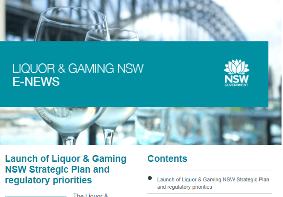 Liquor & Gaming NSW